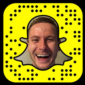 Professional Producer and Songwriter Shows Off  His Quirky Humor on Snapchat