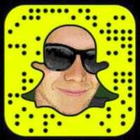 GeeOhSnap: Smile! You Might Be This Guy's Next Snapchat Art