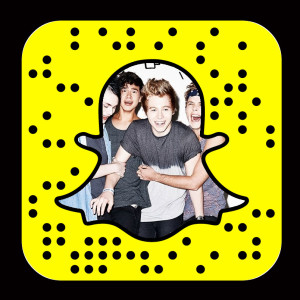 Five Second of Summer is on Snapchat