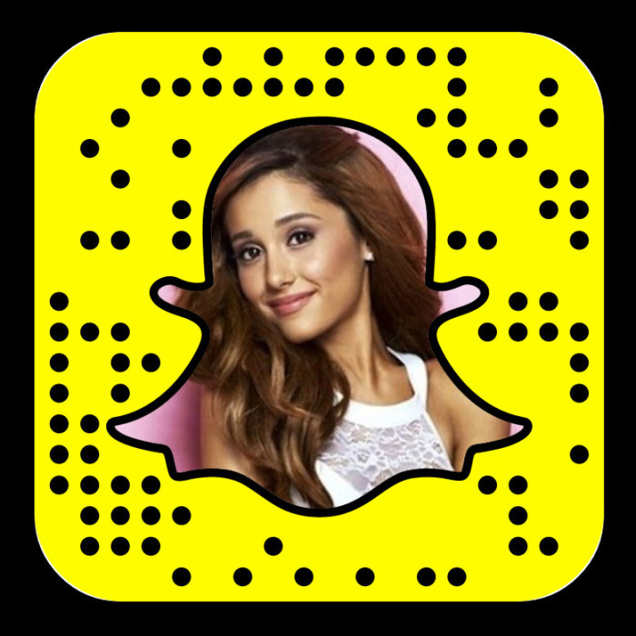 What are the Snapchat usernames of celebrities? - Quora