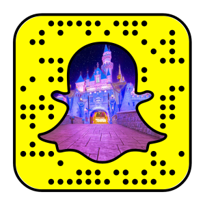 Snap Your Disney Side: Disneyland on Snapchat