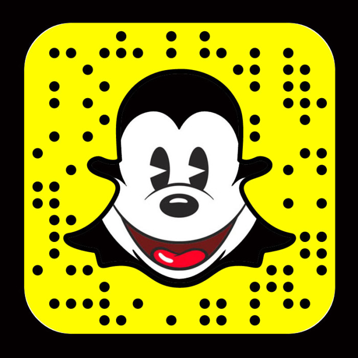 DisneyStudio is on Snapchat