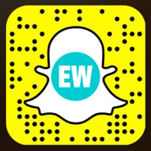Entertainment Weekly is on Snapchat