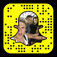 One Direction is on Snapchat