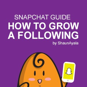 Snapchat Guide: How to Grow a Following