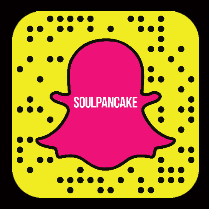 Uplift Your Soul with SoulPancake on Snapchat