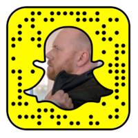 Professional Comedian Takes His Humor on Snapchat