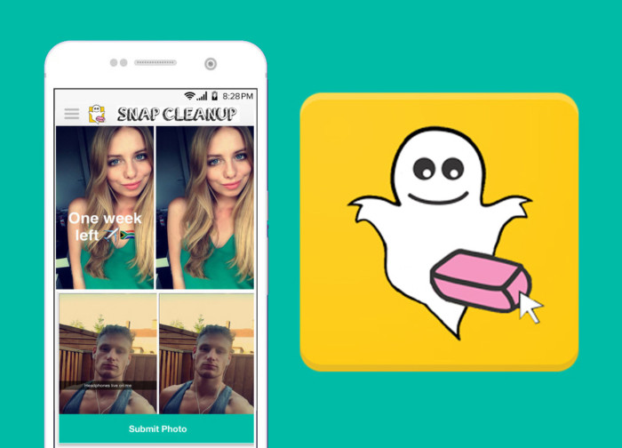 Get Rid of Unwanted Captions, Doodles and Emoji on Your Pics