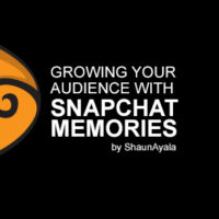 Growing your Audience with Snapchat Memories