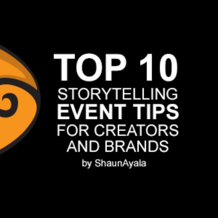 Top 10 Storytelling Event Tips for Creators and Brands