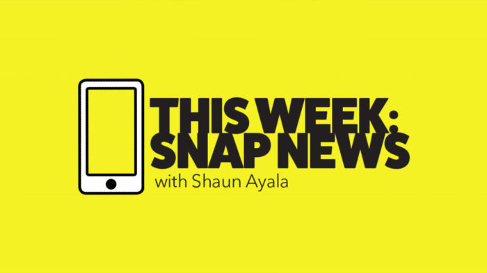 This Week: Snap News Episode #7