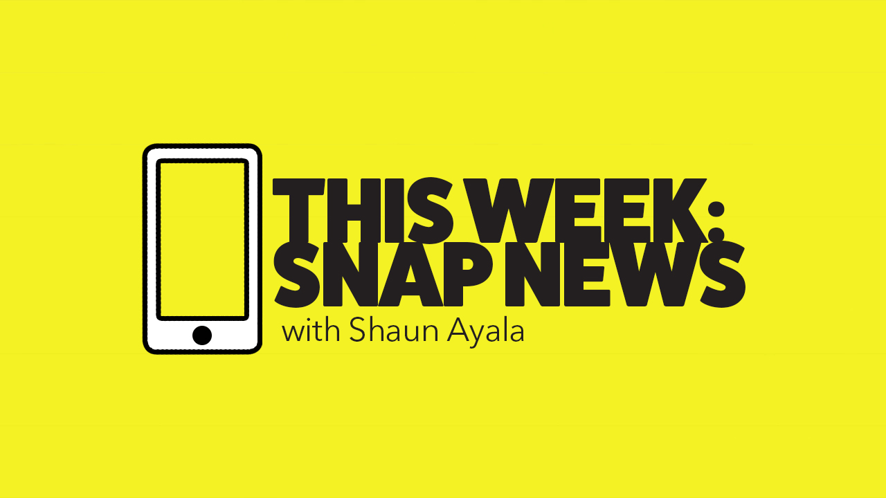 This Week: Snap News Episode #4