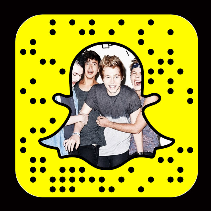 5sos Snapchat Username The 11th Second 1 Source For Snapchat