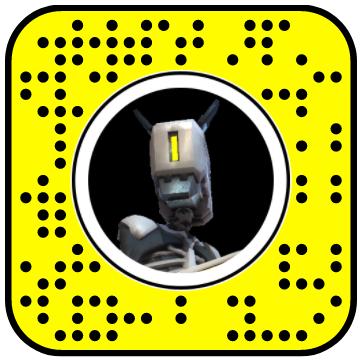 EtherDrift STINGER Snapchat Lens