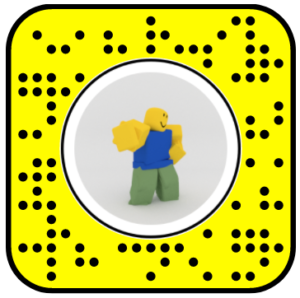 Roblox Noob Dance Snapchat Lens The 11th Second 1 Source For