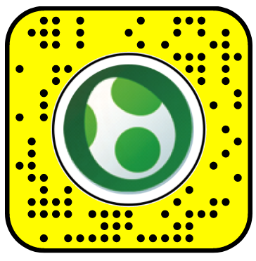 Yoshi JellyFishJam Snapchat Lens