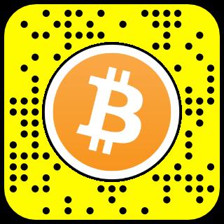 Bitcoin Snapchat Lens