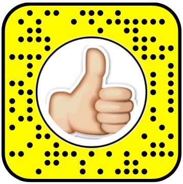 Congratulations You Won 2D Snapchat Lens