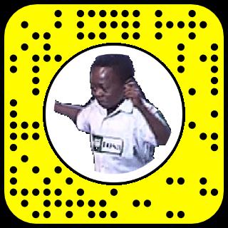 Nigerian Dancing Kid Snapchat Lens