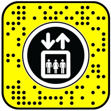 Elevator Snapchat Lens