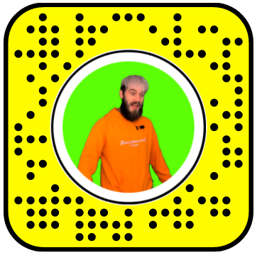 Pewdiepie 2D Snapchat Lens