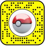 Pokemon Pokeball Catch Snapchat Lens