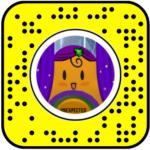 Fortune Teller Ele Snapchat Lens