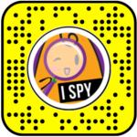 I Spy Freeze Frame Snapchat Lens