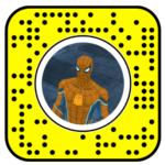 Dancing Spiderman Ele 3D Lens