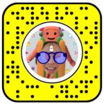 I Love Snapchat Tribute 3D Lens