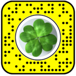 It's My Lucky Day Face Lens