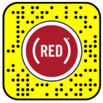(RED) Auction 2018 Snapchat Lens