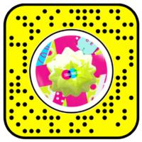 Surprise Gift Snapchat Face Lens