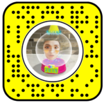Snowglobe Yourself Snapchat Face Lens