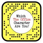 Which The Office Character Are You? Lens Filter
